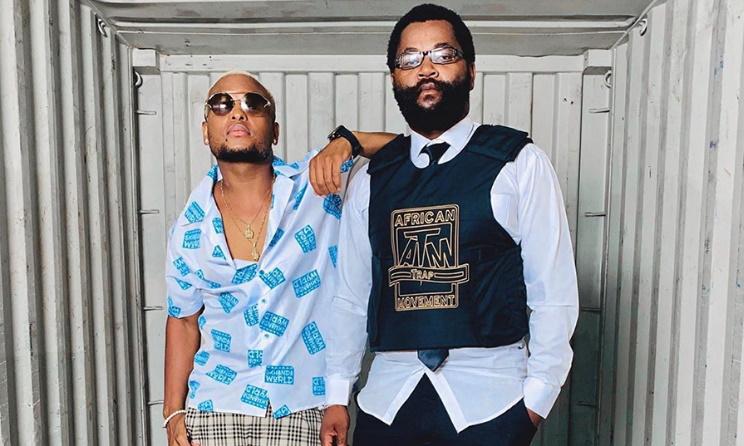 Watch K O S Flight School Featuring Sjava Music In Africa