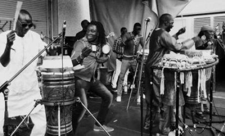 Orchestre sénégalais