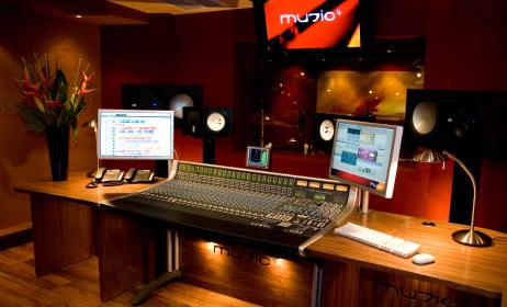 Music 4 Studios, London
