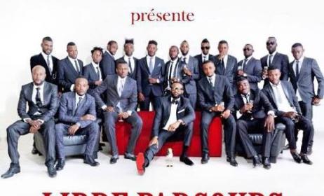 L'album « Libres parcours » produit par Fally Ipupa, source: www.voila.cd
