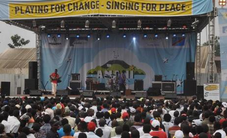 Festival Amani © www.amanifestival.com