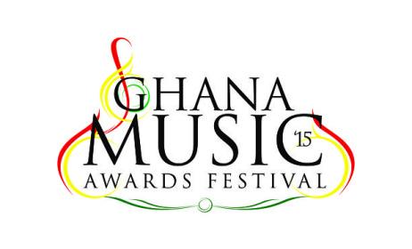 Vodafone Ghana Music awards logo