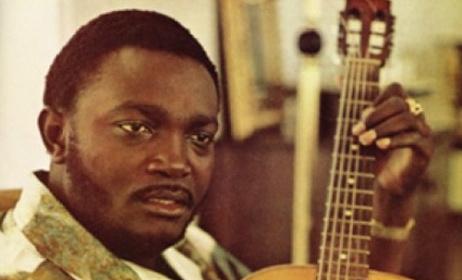 Franco Luambo Makiadi, artiste congolais (1938-1989). (ph) www.lecongolais.cd