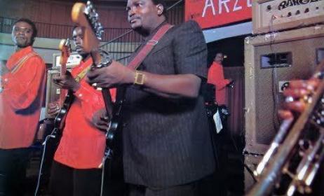 TP OK Jazz of Franco Luambo Makiadi. www.uscolorworks.com