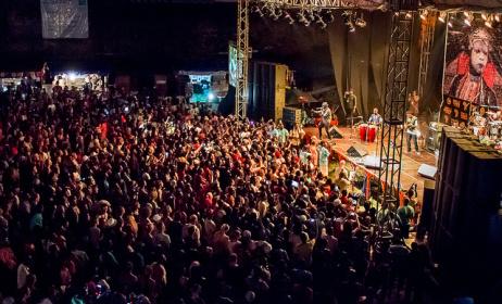 Sauti za Busara est l'un des plus importants Festival en Afrique (ph) Peter Benett