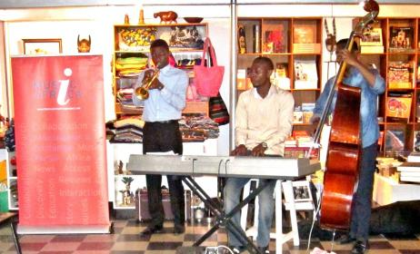 The Lagos Jazz Series Orchestra