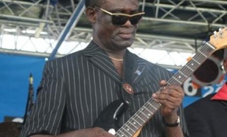 Lutumba Simaro, l'un des plus grands guitaristes congolais