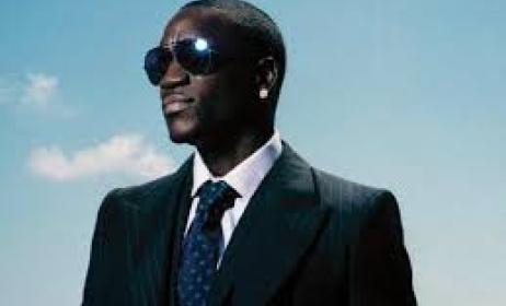 Akon - Photo by vinisblogs.blogspot.com