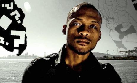 Eyezon Soweto, South Africa-born frontman of AfriCali. Photo: Facebook