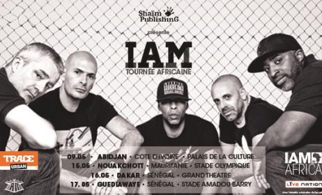 Le groupe IAM
