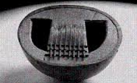 Typical design of an ancient Igbo Ubo-Aka (not the Igbo-Ukwu version).