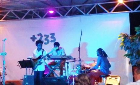 The Ghana Benin Jazz Project