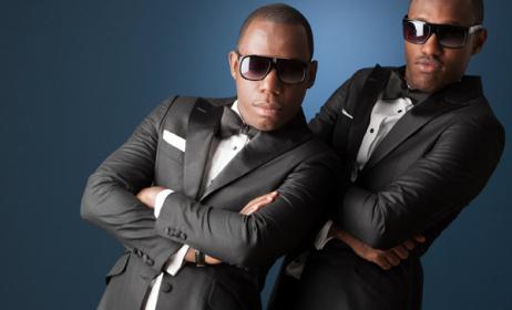 Tour 2 Garde, le groupe Hip Hop de la Côte d'Ivoire. (ph) Viberacine