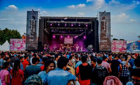L'Boulevard Festival (ph)Walid Benbrahim Chadi Ilias Hicham Laabd source: www.boulevard.ma