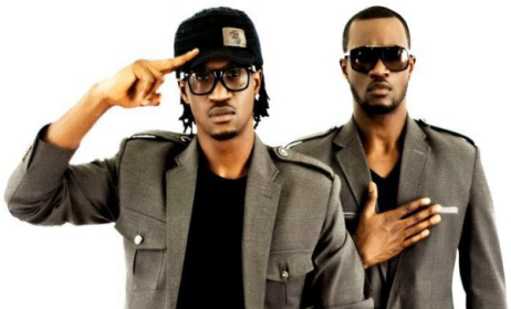 According to a report, P-Square is Nigeria's richest singer
