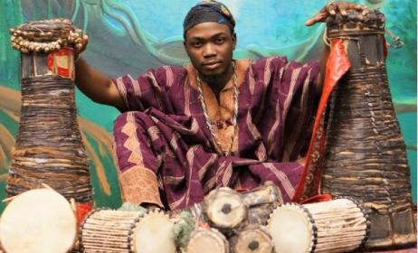 Yoruba drums. Photo: danielfalonipe.wordpress.com