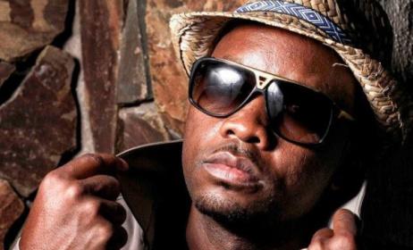 Namibian star Gazza. Photo: Facebook