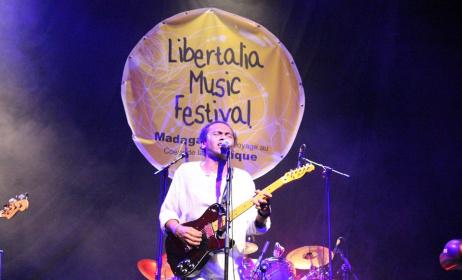 Le Libertalia Music Festival permet aux jeunes artistes locaux de se faire connaître.(ph) Orange Madagascar