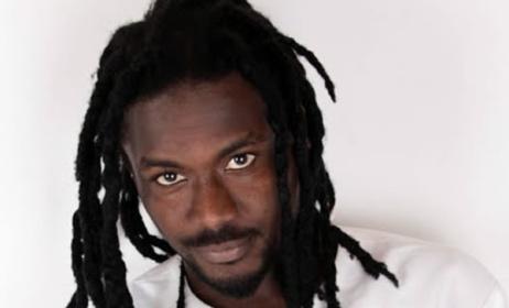Ghanaian star Samini.