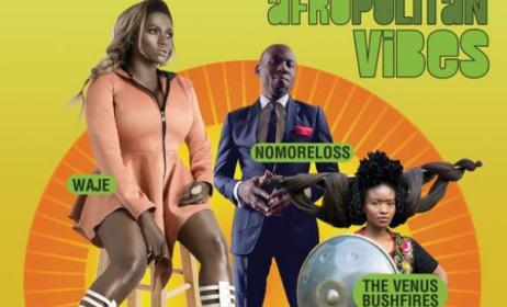 Waje headlines Afropolitan Vibes