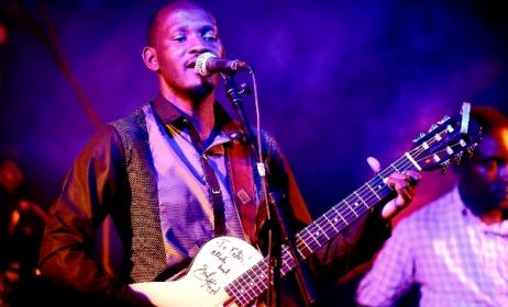 Peter Mawanga.