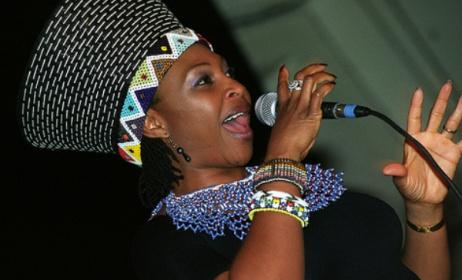 Yvonne Chaka Chaka. Photo: homecomingrevolution.com