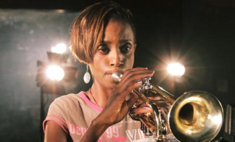 Kenyan Jazz artist, Christine Kamau. Photo:www.bbc.co.uk
