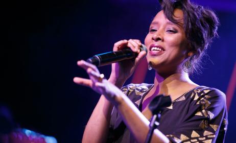 Ester Rada. Photo: www.jazzkaar.ee