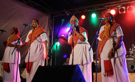 Gargar band from North-eastern Kenya. Photo: www.zuqka.nation.co.ke