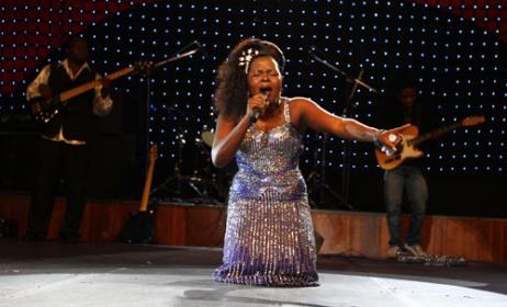 Ugandan gospel artist Judith Babirye. Photo: www.observer.ug