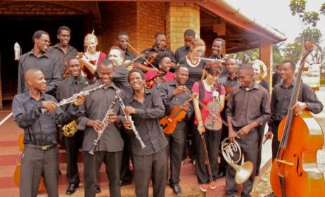 The Kampala Symphony Orchestra. Photo courtesy of KSO Facebook page