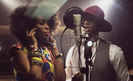 Mafikizolo during the recording of 'Tell Everybody'. Photo: www.idmmag.com