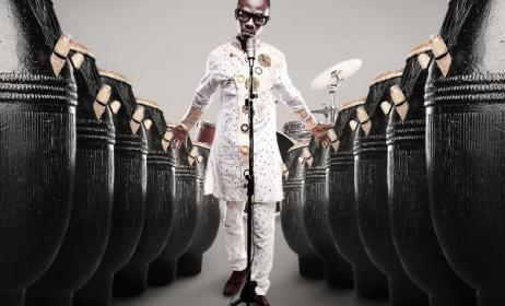 Okyeame Kwame will headline GhanaFest in South Africa. Photo: ok.ghanaweb.com