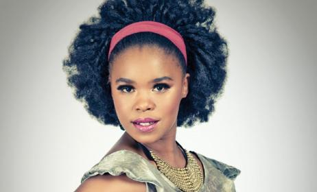 South African artist Zahara. Photo: www.youtube.com