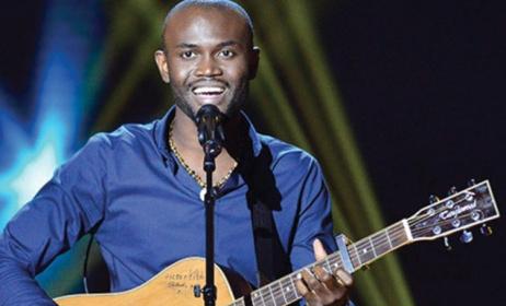 (Ph) Alvy Zamé, candidat à The Voice France - www.africanmoove.com