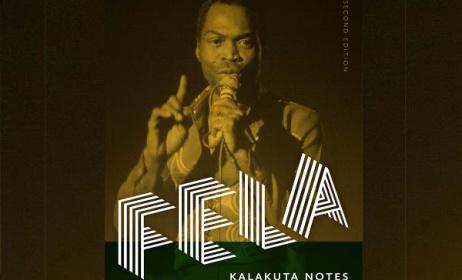 Cover of Fela: Kalakuta Notes