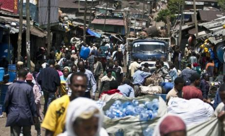 Merkato market in Addis Ababa, Ethiopia. Photo: Michal Porebiak/Flickr