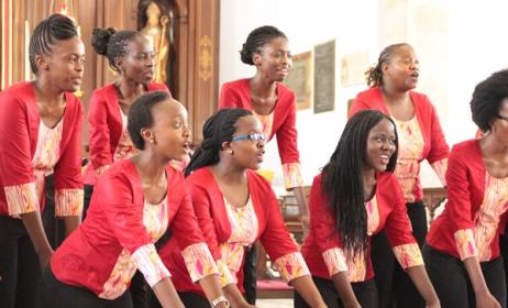 The Nairobi Chamber Chorus. Photo: www.nairobichamber.or.ke