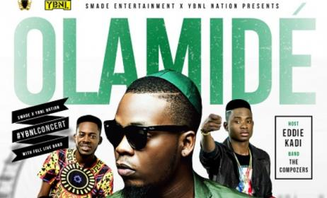 Olamide headlines first London concert