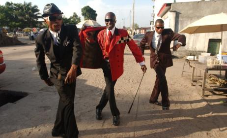Sape et musique, un mariage de raison. (ph) Africa Top Success