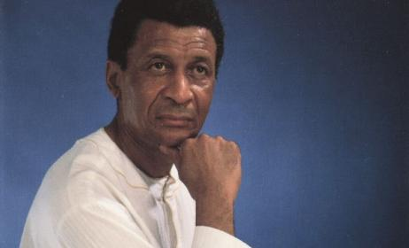 South African jazz musician Abdullah Ibrahim.