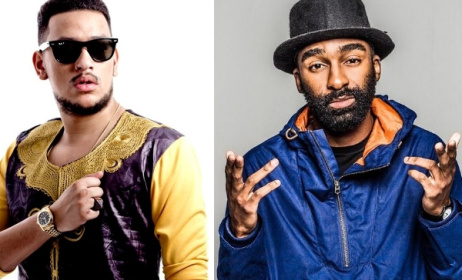 AKA and Riky Rick lead the nominees for the upcoming SA Hip-Hop Awards.