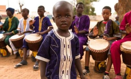 The Amadu Bansang Jobarteh School of Music. Photo: Facebook