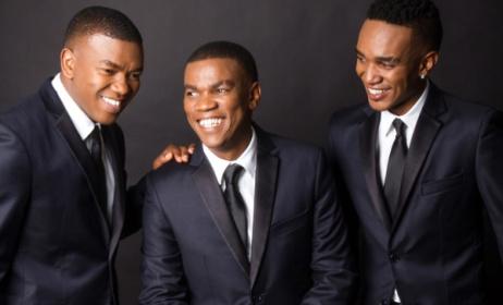 The Bala Brothers - Loyiso, Zwai and Phelo.