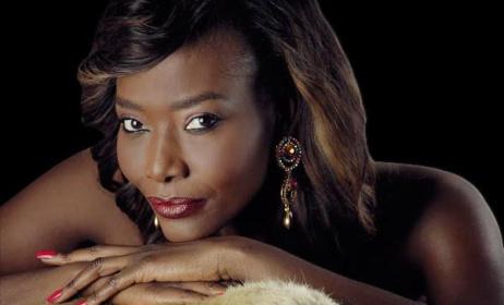 La chanteuse Coumba Gawlo Seck