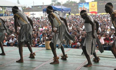 Le Festival Amani rapproche les peuples à travers la danse et la musique. (ph) Monusco