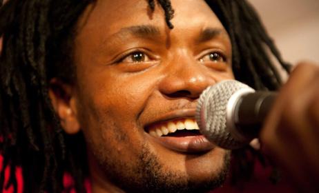 Ugandan artist Jamal Wasswa. Photo: www.bigeye.ug