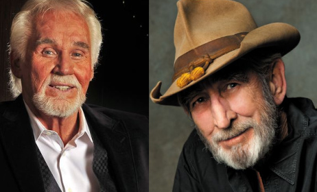 Kenny Rogers and Don Willaims
