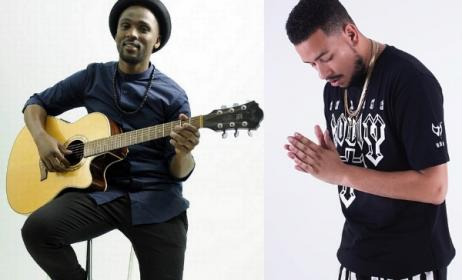 Nathi and AKA will perform at the BET Experience Africa concert in Johannesburg.