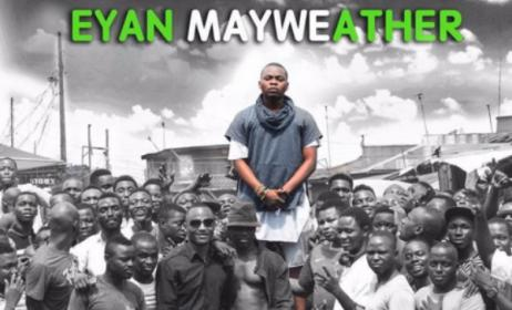 Eyan Mayweather cover